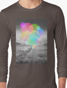 The Echoes of Silence Long Sleeve T-Shirt