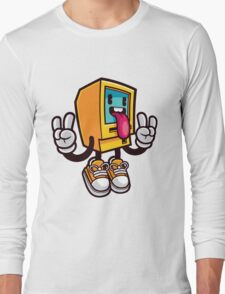 Computer Rock Long Sleeve T-Shirt