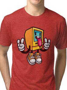 Computer Rock Tri-blend T-Shirt