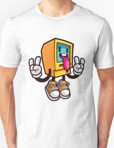 Computer Rock Unisex T-Shirt