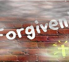 Forgiven by Marie Sharp