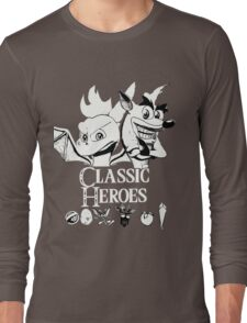 Classic Heroes Long Sleeve T-Shirt