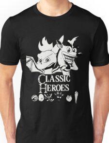 Classic Heroes Unisex T-Shirt
