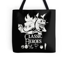 Classic Heroes Tote Bag