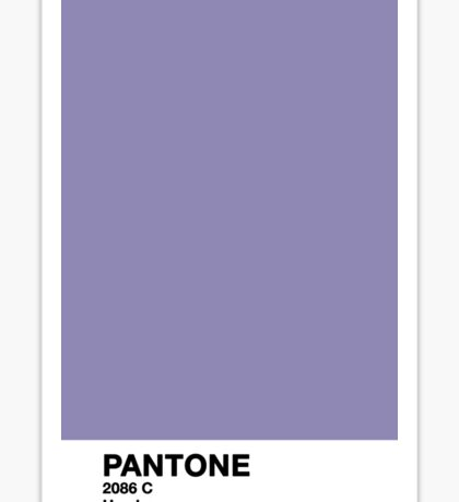 Hawkeye Pantone Sticker