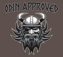 Odin Approved T-Shirt by dsteindzigns