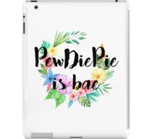 PewDiePie Is Bae iPad Case/Skin