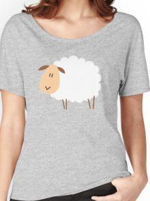 sheep Women's Relaxed Fit T-Shirt