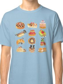 Puppy Pastries Classic T-Shirt