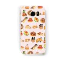 Puppy Pastries Samsung Galaxy Case/Skin