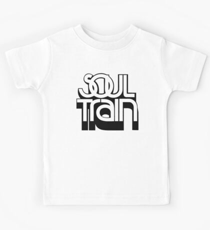 SOUL TRAIN  Kids Tee