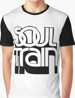 SOUL TRAIN  Graphic T-Shirt