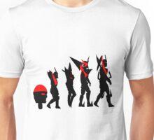 Gurren Lagann evolution Unisex T-Shirt