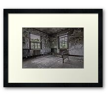 Solitaire Unraveled Framed Print