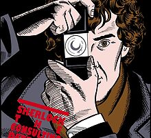 Sherlock The Consulting Detective by Blakely737