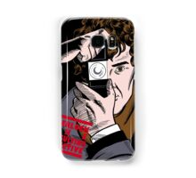 Sherlock The Consulting Detective Samsung Galaxy Case/Skin
