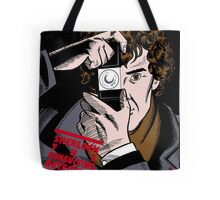 Sherlock The Consulting Detective Tote Bag
