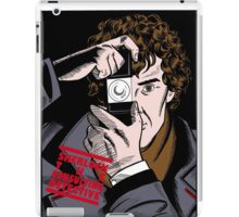 Sherlock The Consulting Detective iPad Case/Skin
