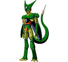 Imperfect Cell - Dragon Ball Z Photographic Print