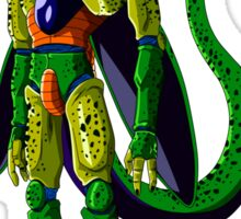 Imperfect Cell - Dragon Ball Z Sticker