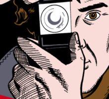 Sherlock The Consulting Detective Sticker