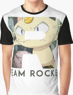 Pokemon Team Rocket Graphic T-Shirt