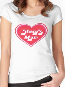 Stacy's Mom Women's Fitted Scoop T-Shirt