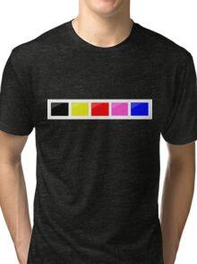 Power Rangers in Space Tri-blend T-Shirt