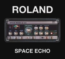 Roland Space Echo  One Piece - Short Sleeve
