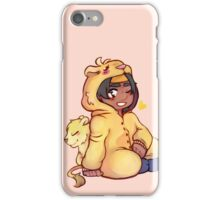 Hunk - Yellow Paladin iPhone Case/Skin