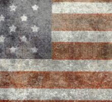"""Old Glory"" The Star-Spangled Banner - Our Flag our Nation USA Sticker"