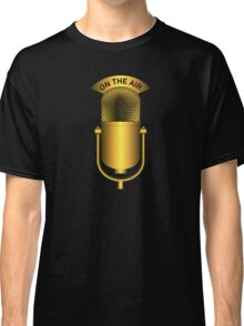 On The Air Vintage Gold Classic T-Shirt