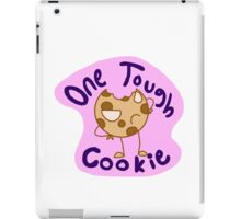 One Tough Cookie iPad Case/Skin