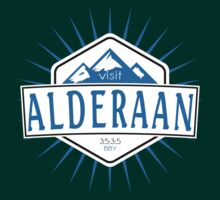 Visit Alderaan - While You Can by spreadthenerdy