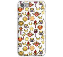 Sailor Moon - White iPhone Case/Skin
