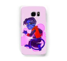 The Amazing Nightcrawler! Samsung Galaxy Case/Skin