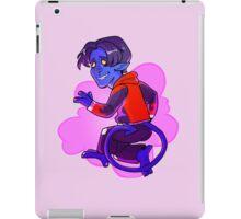 The Amazing Nightcrawler! iPad Case/Skin