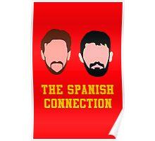 Nikola and Pau Poster