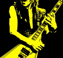 Randy Rhoads Colour Sticker