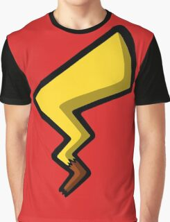 Pika Flash Graphic T-Shirt