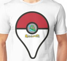Missouri Pokemon Go Location Pin Unisex T-Shirt