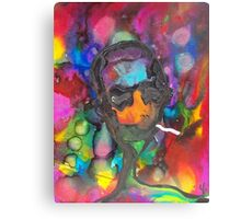 Fear & Loathing Canvas Print