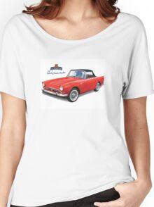 Sunbeam Alpine UK Women's Relaxed Fit T-Shirt