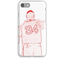 David Ortiz iPhone Case/Skin