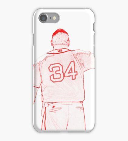 David Ortiz iPhone Case/Skin