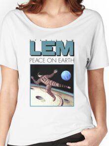 Lem - Peace  Women's Relaxed Fit T-Shirt