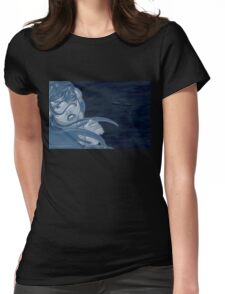 Lady Ice 02 Womens Fitted T-Shirt