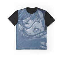 Lady Ice 02 Graphic T-Shirt