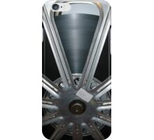 Old Film Reel Close-up iPhone Case/Skin