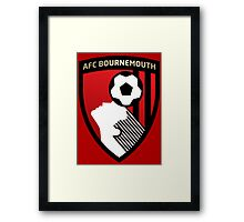 Bournemouth AFC Framed Print